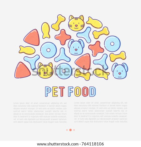 Printable Pet Shop Fish Food
