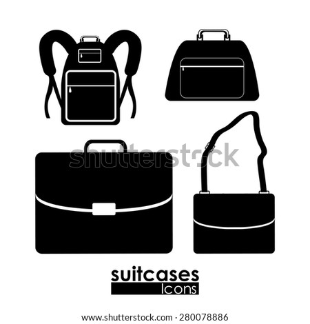 Pictogram design over white background, vector illustration - stock vector