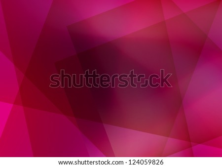 Pink abstract vector backgrounds - stock vector