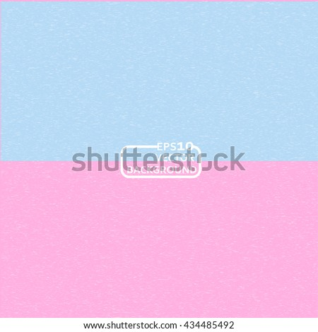 pink and blue wallpaper texture pattern background in light pale sweet pink and blue color tone - stock vector