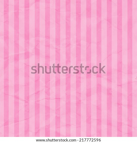 Pink Background, Vector Illustration - stock vector