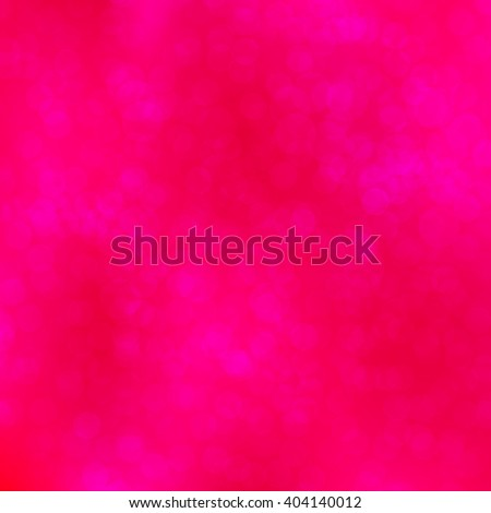 Pink Bokeh background with defocused lights. Vector illustration EPS10. Design for your cards, brochures, cover, flyers, banners, posters etc. - stock vector
