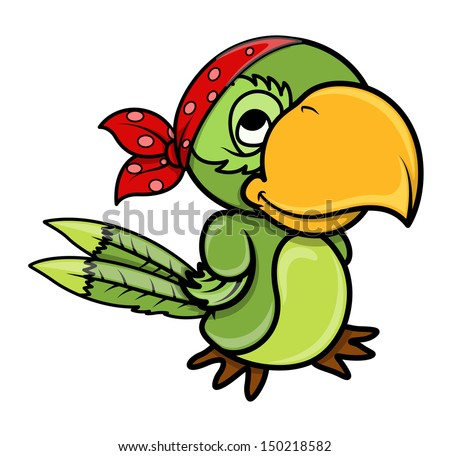 Pirate Parrot Stock Photos Images Amp Pictures