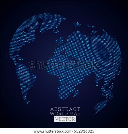 Pixel dot world map made blue stock vector hd royalty free pixel dot world map made blue stock vector hd royalty free 552916825 shutterstock gumiabroncs Image collections