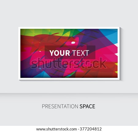 Your logo here stock photos royalty free images vectors for Text table design