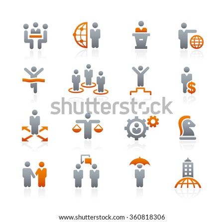 Planning Strategies and Success // Graphite Series - stock vector
