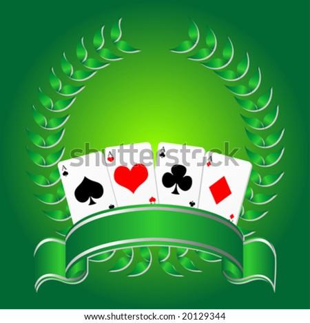 Poker Hand Stock Vectors, Images & Vector Art   Shutterstock