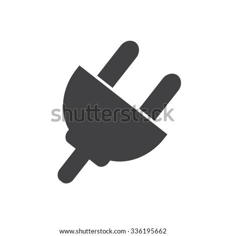 plugins icon sign Illustration - stock vector