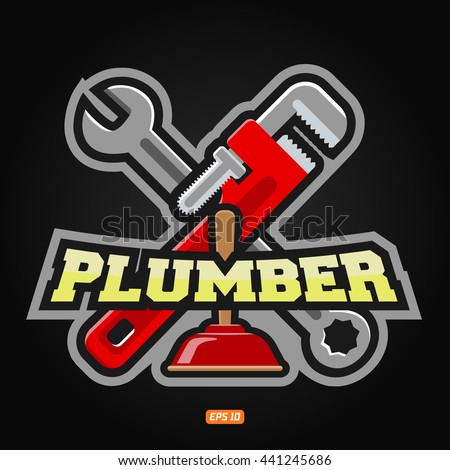 Plumbing Logo Stock Images, Royalty-Free Images & Vectors ...