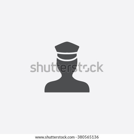 police Icon. police Icon Vector. police Icon Art. police Icon eps. police Icon Image. Icon logo. Icon Sign. Icon Flat. Icon design. icon app. icon UI. icon web. icon gray. icon simple. icon picture - stock vector