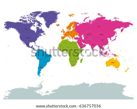 World map continents and countries labeled 9828303 ilug calfo tagsworld map images stock photos amp vectors shutterstockaustraliaoceania world map world atlas atlas of theworld atlas south americageography gumiabroncs Choice Image