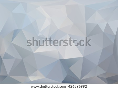Polygon background with brilliant color designed vector illustration. For modern background concept design : polygonal, triangular mosaic, low polygon, any abstract background in several media. - stock vector