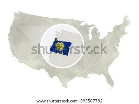 Us Map Oregn Globalinterco - Us bank sbl map