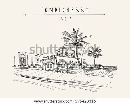 Image Result For India Pondicherry