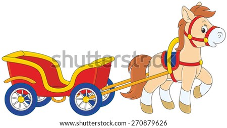 Horse Cart Stock Photos Royalty Free Images Amp Vectors
