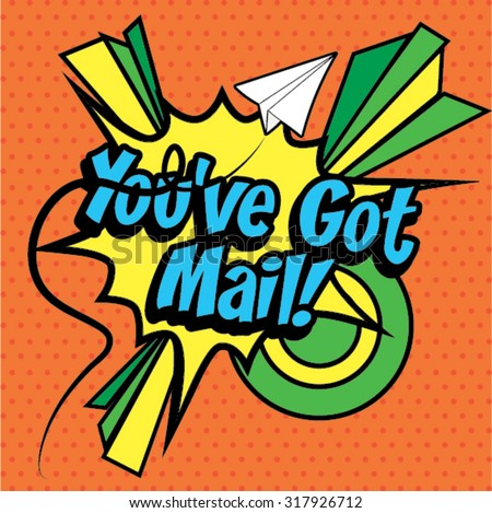 Youve-got-mail Stock Images, Royalty-Free Images & Vectors ...