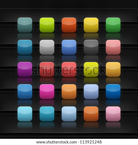 black web keyboard how to change colors