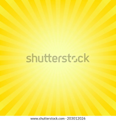 popular yellow background  - stock vector