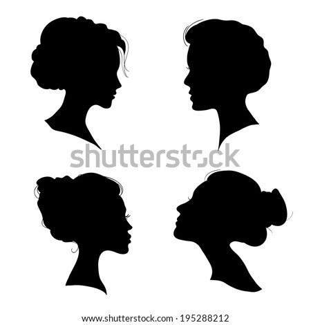 Hairstyle Lady Stock Photos Images Amp Pictures Shutterstock
