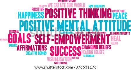 Positive Mental Attitude Clip Art