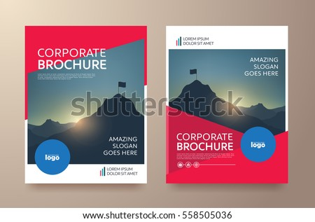 Pamphlet Images RoyaltyFree Images and Vectors – Pamphlet Layout Template