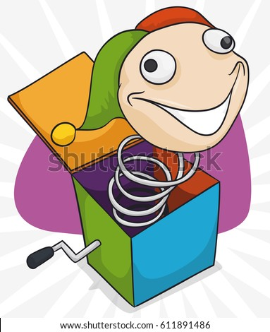 Jack-in-the-box Stock Images, Royalty-Free Images & Vectors ...