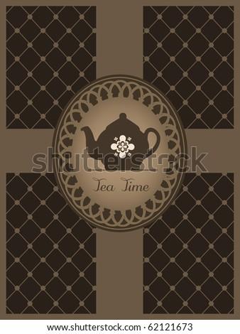 pottery design - stock vector