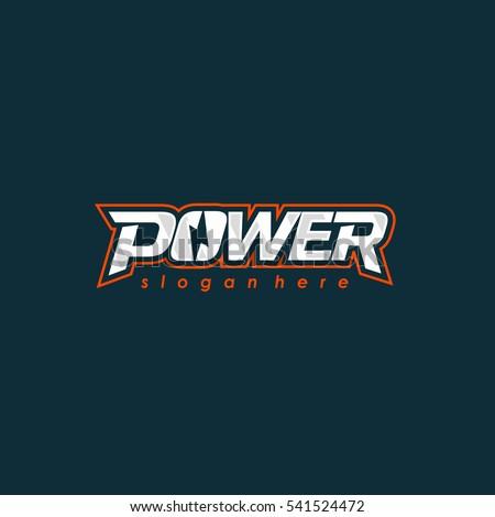 power logo stock images royaltyfree images amp vectors