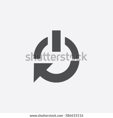 power on Icon. power on Icon Vector. power on Icon Art. power on Icon eps. power on Icon Image. power on Icon logo. power on Icon Sign. power on icon Flat. power on Icon design. power on icon app - stock vector