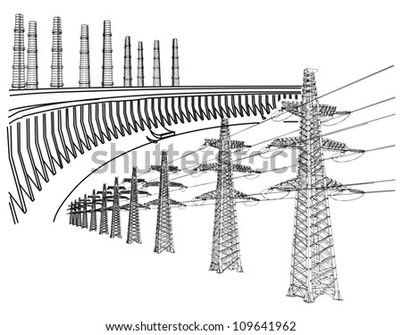 Hydro power plant also 1481768254 3201918821 P as well Pressure Vessel Dimension Inspection as well Set Of Media Icons 153798 Vector Clipart furthermore Blog Post. on industrial control panel