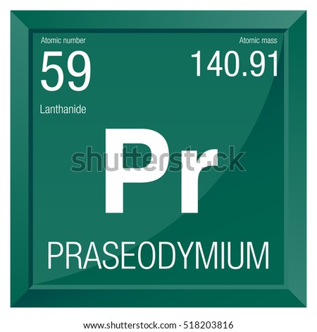 an overview of the chemical element praseodymium Roskill: neodymium prices surge as permanent magnet  surge as permanent magnet demand looks set to  and provides a comprehensive overview of.