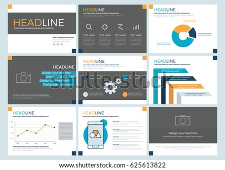 Presentation templates power point template concept stock vector presentation templates power point template concept marketing and business presentation flyer corporate report flashek Choice Image