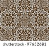 Pretty background /wallpaper  pattern - stock vector