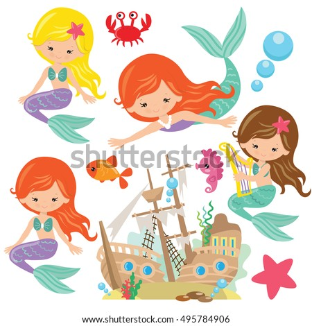 Mermaid Stock Images, Royalty-Free Images & Vectors | Shutterstock