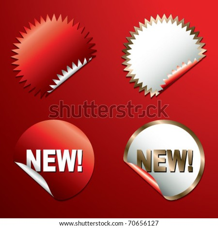 Prices - stock vector