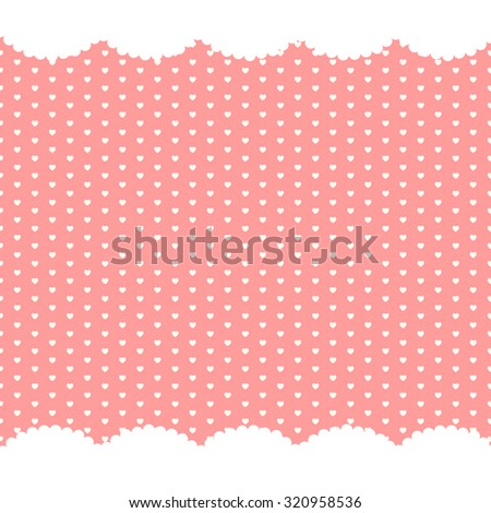Princess Seamless Pattern Background Vector Illustration EPS10 - stock vector