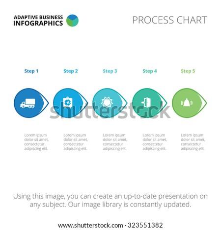 process chart, process chart Vector, process chart Art, process chart eps10, process chart Image, process chart logo, process chart Sign, process chart Flat, process chart design, process chart  app - stock vector