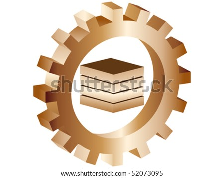 product icon - stock vector