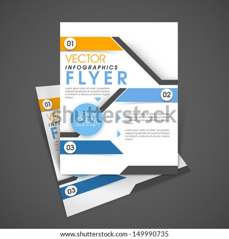 Professional Business Flyer Template Corporate Brochure – Professional Corporate Flyer