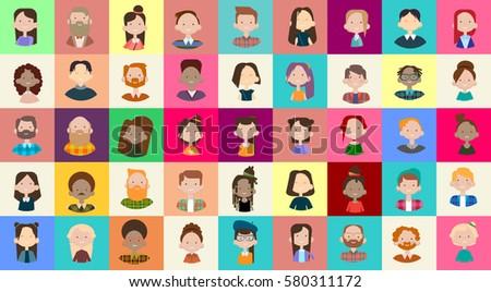 Ethnic People Profile