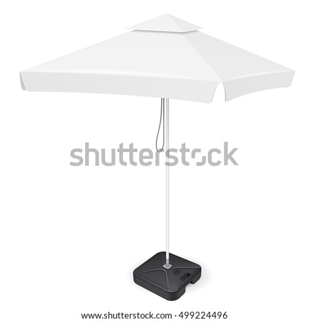 Advertising Umbrella Stock Photos, Royalty-Free Images & Vectors