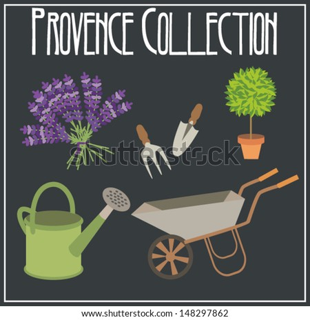 Provence collection