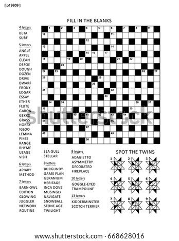 graphic relating to Eugene Sheffer Crossword Puzzle Printable titled Gambling letters crossword : Participate in Slots On-line