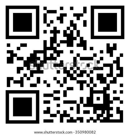 Qr code icon. Qr code icon vector. Qr code icon illustration. Qr code icon web. Qr code icon Eps10. Qr code icon image. Qr code icon logo. Qr code icon sign. Qr code icon art. Qr code icon flat. App - stock vector