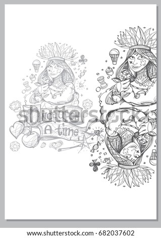 Baccara roses stock images royalty free images vectors for Fairy tale book cover template