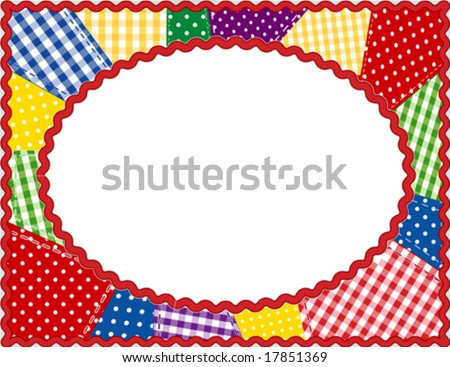 Quilt Border Stock Images Royalty Free Images Amp Vectors