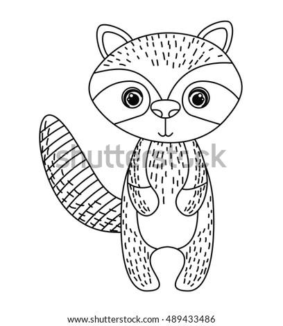 Orange Tabby Cat Cartoon 154191947