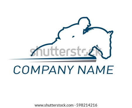 Equine Logo Stock Images, Royalty-Free Images & Vectors ...