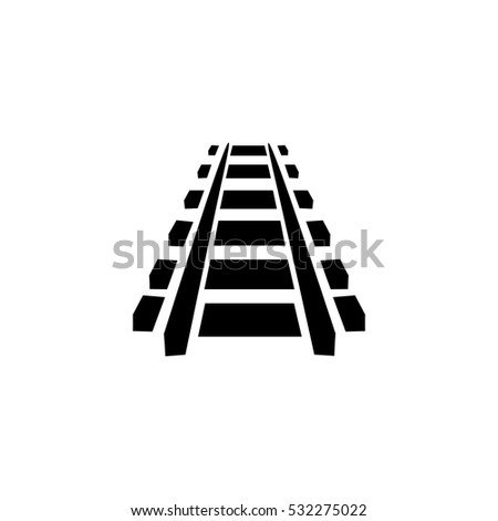 railroads vector logo
