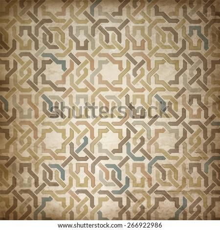 Ramadan design background. - stock vector